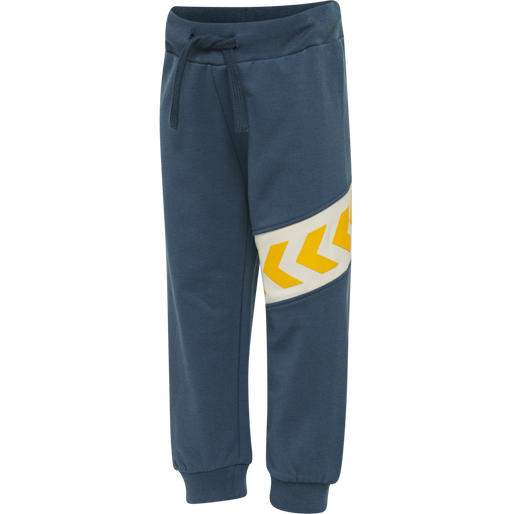 hmlCLEMENT PANTS, MAJOLICA BLUE, packshot
