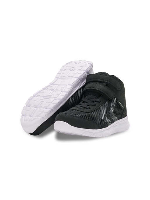 CROSSLITE MID TEX JR, BLACK, packshot