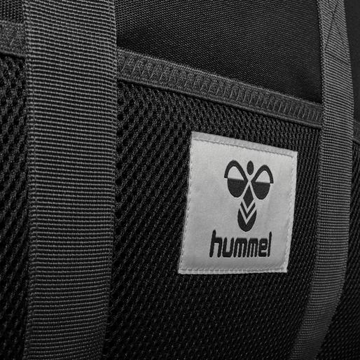 hmlREGGAE SPORTSBAG, BLACK, packshot