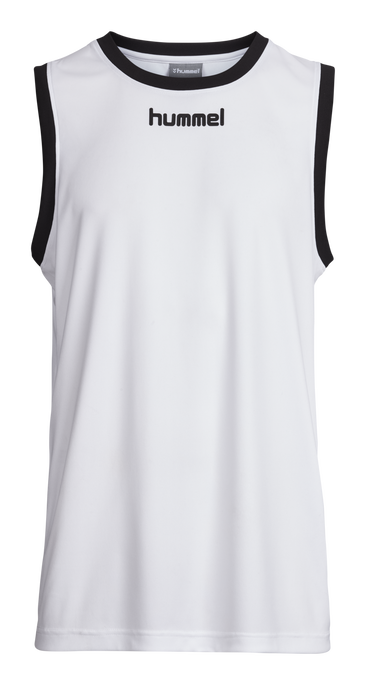 CORE BASKET JERSEY, WHITE, packshot