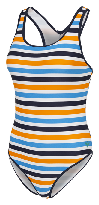 hmlLIBBY SWIMSUIT, MULTI COLOUR, packshot