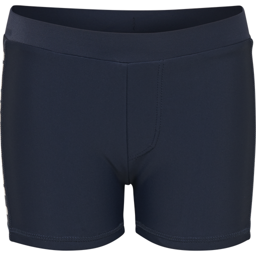 hmlDAVID SWIM PANTS, BLACK IRIS, packshot