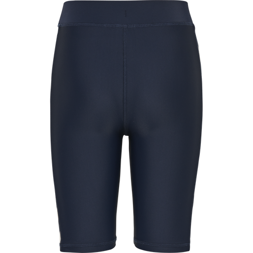 hmlMALIBU SWIM PANTS, BLACK IRIS, packshot
