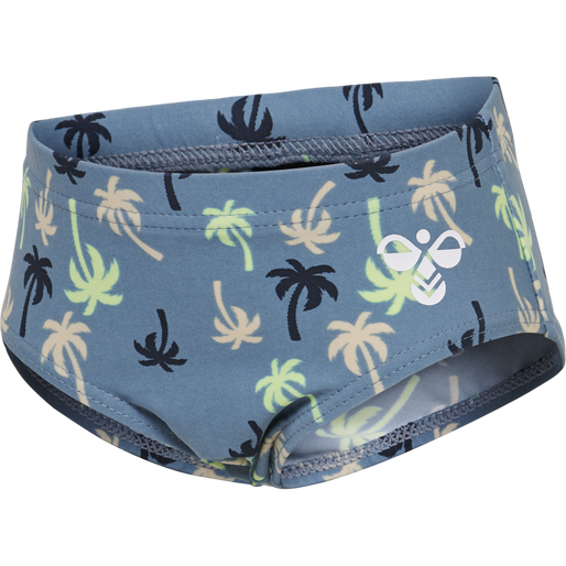 hmlBEACH SWIM PANTS, COPEN BLUE, packshot