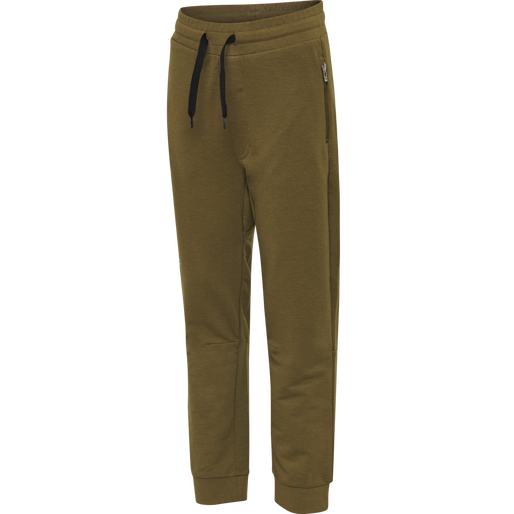 hmlOCHO PANTS, MILITARY OLIVE, packshot