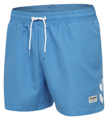 hmlRENCE BOARD SHORTS, BRILLIANT BLUE, packshot