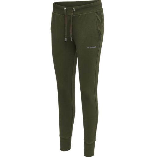 HMLBRIGI PANT, FOREST NIGHT, packshot