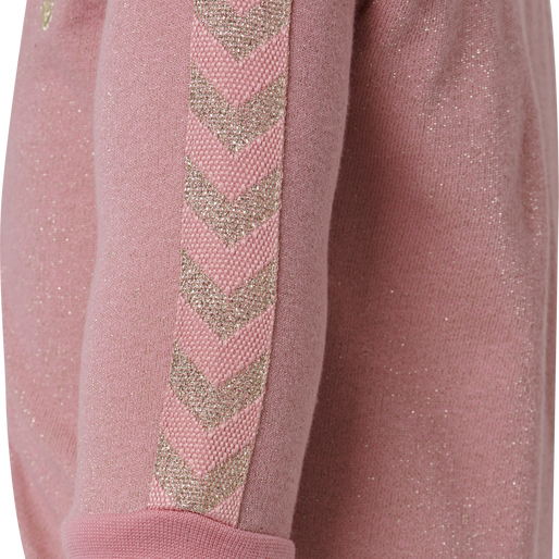 hmlFLAMINGO ZIP JACKET, FLAMINGO PINK, packshot