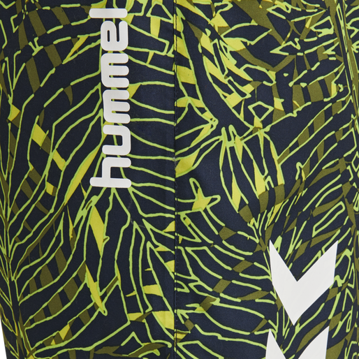 hmlRIO BOARDSHORTS, PESTO, packshot