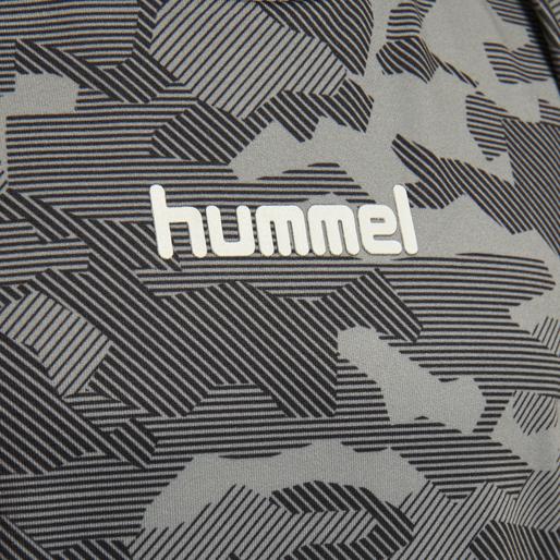hmlRUSSEL T-SHIRT L/S, WET WEATHER, packshot