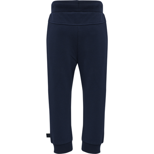 hmlALEXANDER PANTS, BLACK IRIS, packshot