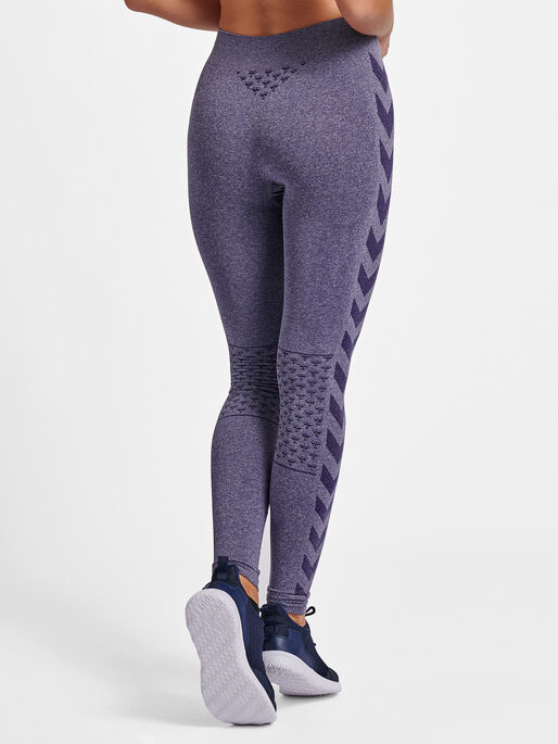 CLASSIC BEE CI SEAMLESS TIGHTS, ASTRAL AURA, model