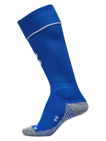 PRO FOOTBALL SOCK, TRUE BLUE/WHITE, packshot