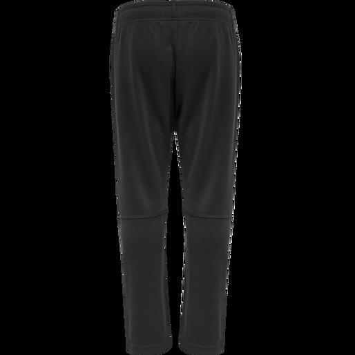 hmlDAVID PANTS, BLACK, packshot