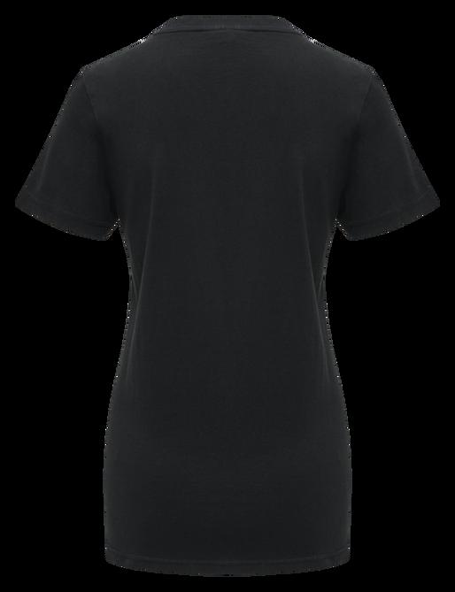 hmlMOVE T-SHIRT WOMAN, BLACK, packshot